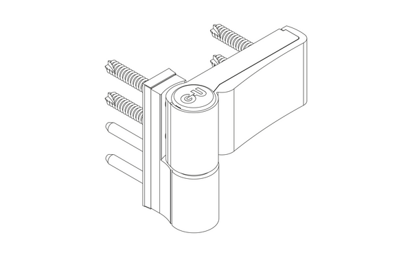 GU G 812 F 100 Aufschraubband H-01404-00-0-X_na02 Produkt-Zeichnung