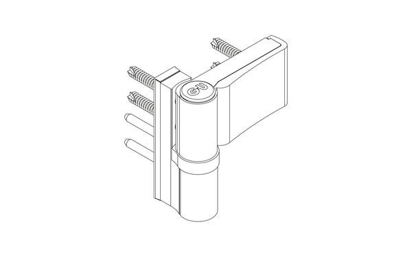GU G 816 F 100 Aufschraubband H-01408-00-0-X_na02 Produkt-Zeichnung