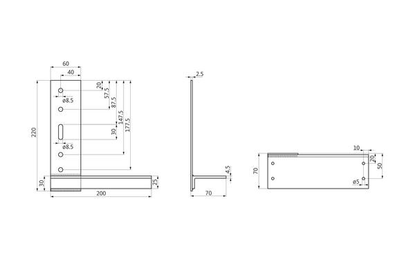GU h-01515-00-l-x_na00 Produkt-Zeichnung
