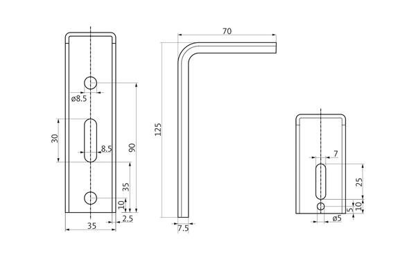 GU h-01517-00-0-x_na00 Produkt-Zeichnung