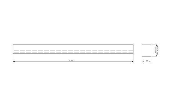 GU h-01573-08-0-x_na00 Produkt-Zeichnung