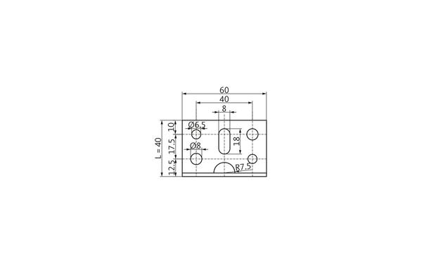 GU h-01845-01-0-x_na00 Produkt-Zeichnung