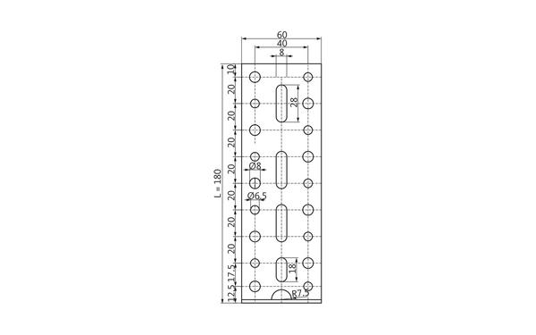 GU h-01845-03-0-x_na00 Produkt-Zeichnung