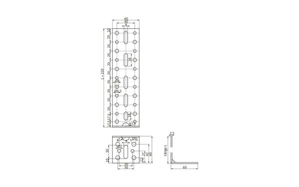 GU h-01845-04-0-x_na00 Produkt-Zeichnung