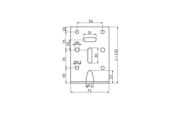 GU h-01846-02-0-x_na00 Produkt-Zeichnung