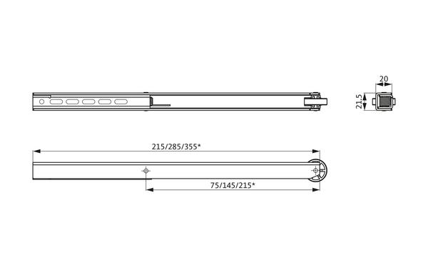 GU K-17897-01-0-X_na00_8z5 Produkt-Zeichnung