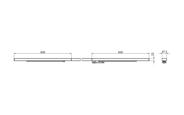 GU K-18358-00-0-X_na00_8z5 Produkt-Zeichnung