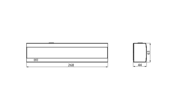 GU K-18496-00-0-X_na00_8z5 Produkt-Zeichnung