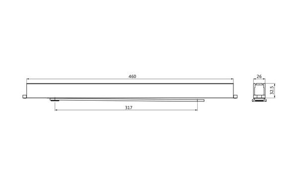 GU K-18761-00-0-X_na00_8z5 Produkt-Zeichnung