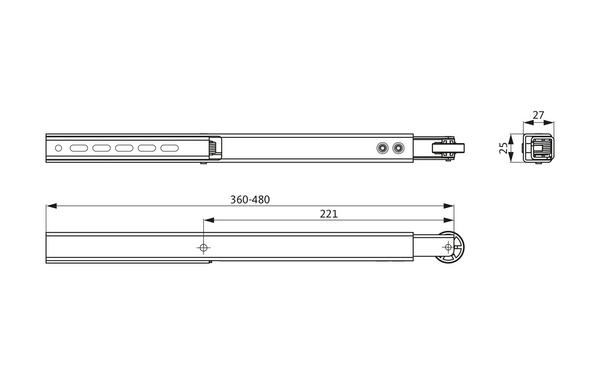 GU K-19057-00-0-X_na00_8z5 Produkt-Zeichnung