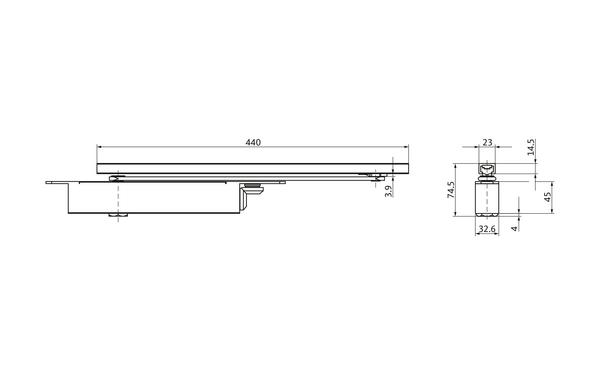 GU K-19662-00-0-X_na00_8z5 Produkt-Zeichnung