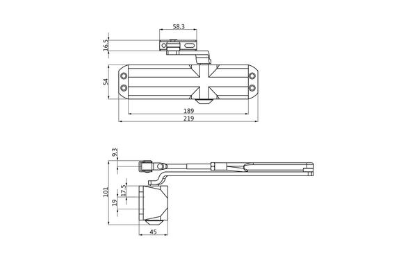 GU K-19733-00-0-X_na00_8z5 Produkt-Zeichnung